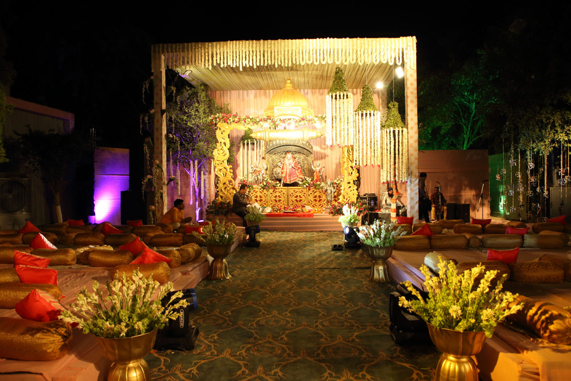 Engagement Decoration Services