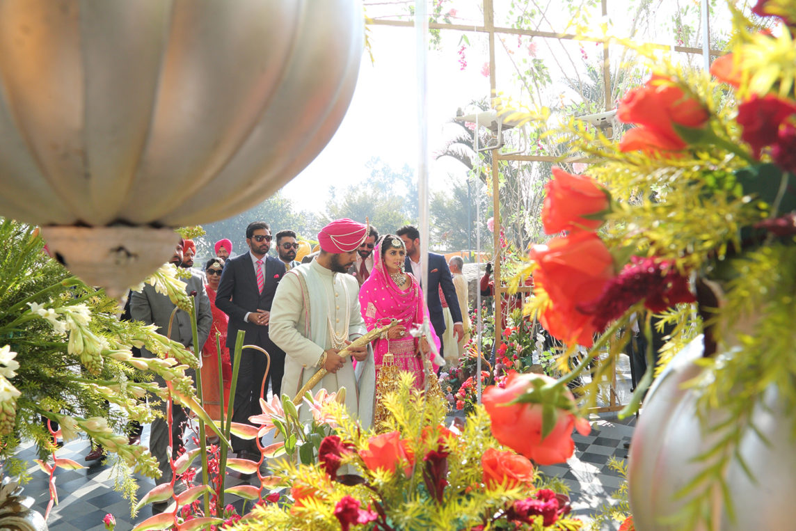Nupitals Mandap Decoration Services