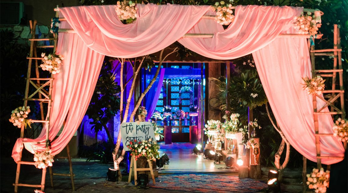 Decoration: A Bliss to your Wedding!!